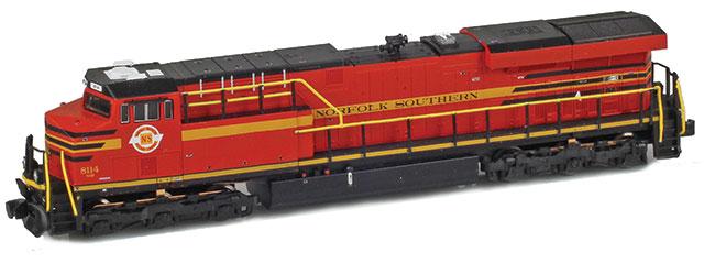 Rail Miniatures LLC | GE ES44AC