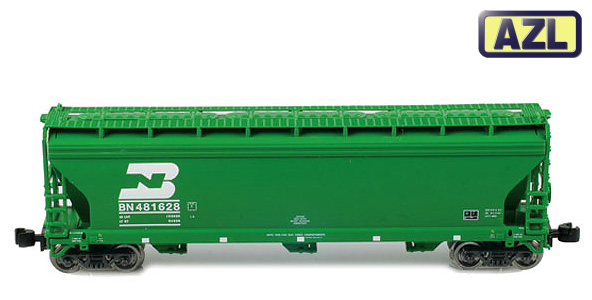 ACF 3-Bay Hopper