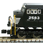 EMD SD70M 1st Generation