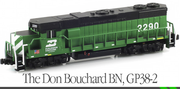 Don Bouchard BN
