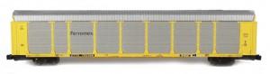 Tri-Level Autoracks for Ferromex