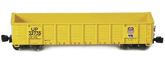 Union Pacific Waffle Side Gondola