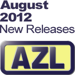 August 2012 New Releases