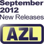 September 2012 New Releases