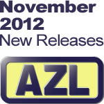 November 2012 New Releases