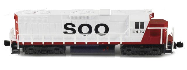 SOO GP38-2