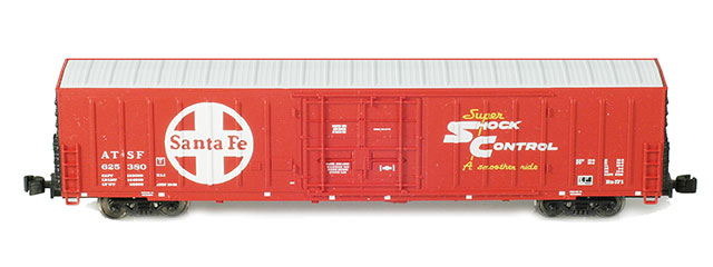 ATSF Beer Reefer