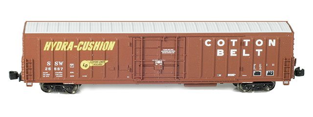 SSW (Cotton Belt) Beer Reefer