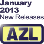 January 2013 New Releases | Part 1