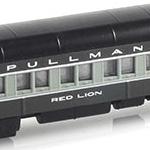 Pullman Two-Tone Grey