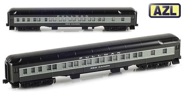 Pullman Heavyweight Cars