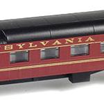 Pullman Pennsylvania Railroad