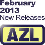 February 2013 New Releases | Part 2