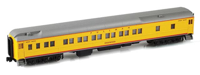Union Pacific Heavyweight Passenger