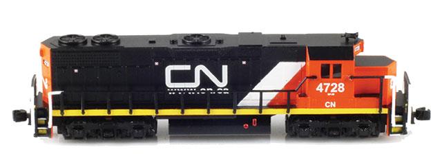 CN GP38-2