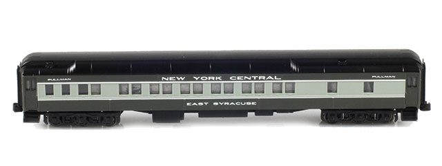 12-1 Pullman Sleeper  NYC Two Tone Grey