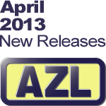 April 2013 New Releases | Part 1