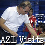 AZL Visits Hong Kong And China