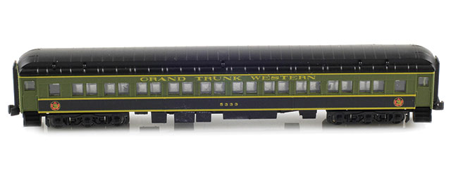 GTW Paired Window Coach