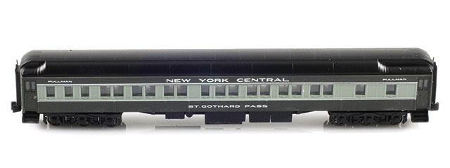 New York Central 8-1-2 Sleeper
