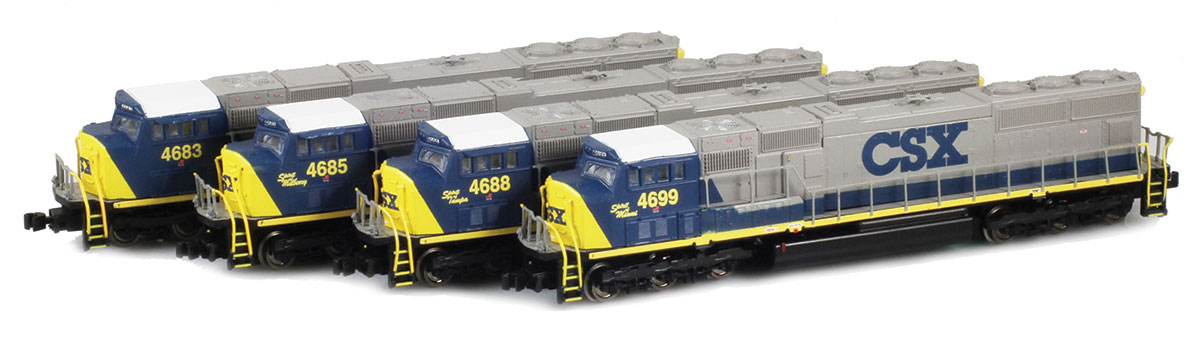 AZL_SD70M_61010_CSX_group