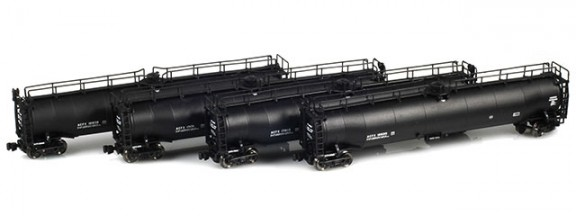 33,000 Gallon LPG Tank Cars