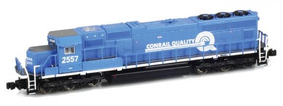 Conrail SD70