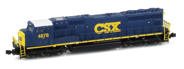 CSX Dark Future