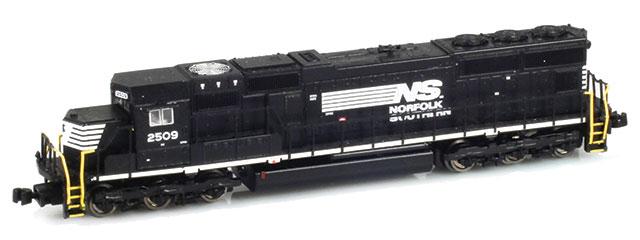 AZL NS SD70