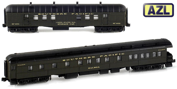 Southern Pacific Passenger