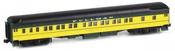 CNW 8-1-2 Pullman Sleeper