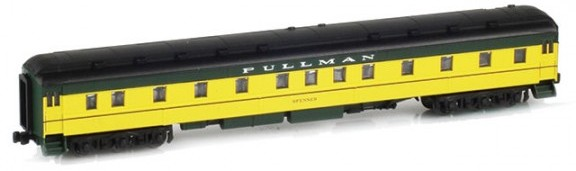 CNW 6-3 Pullman Sleeper