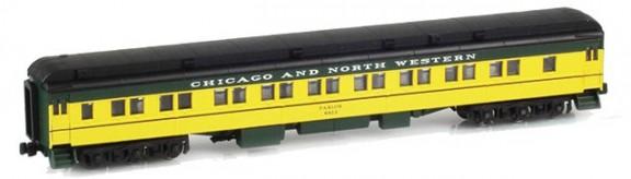 CNW 28-1 Parlor Car