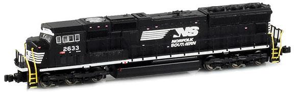 NS SD70 Flared