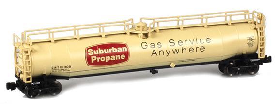 Suburban Propane LPG Tank Cars