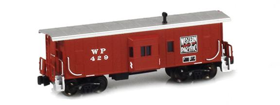 WP Bay Window Caboose