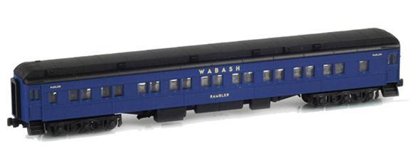Wabash Parlor Car