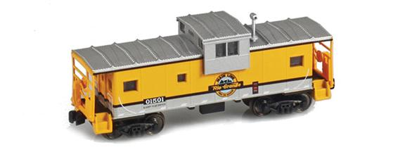 D&RGW Wide Vision Caboose