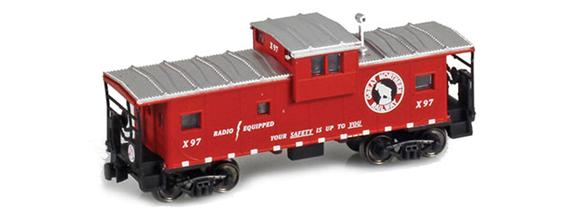 GN Wide Vision Caboose