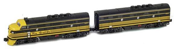 EMF F3 A-B Set