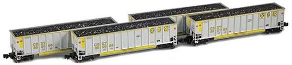 CSX (Aluminum) BethGon Coal Porters