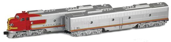 ATSF E8 Sets