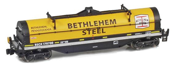 Bethlehem Steel NSC Coil Car