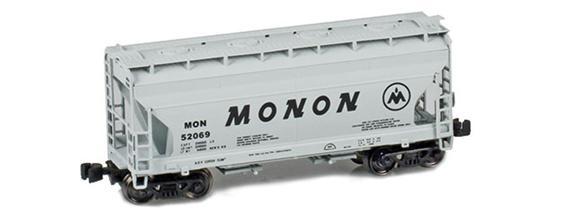 Monon ACF 2-Bay Hoppers