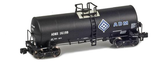 17,600 Gallon Corn Syrup Tank Cars