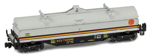 Kansas City Southern NSC Coil Cars