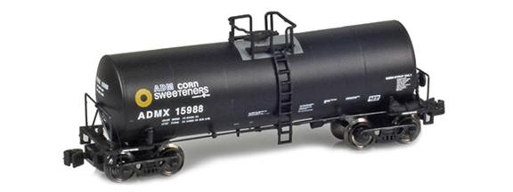 ADMX 17600 Gallon Tank Car