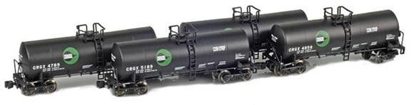 Cargill Corn Syrup Tank Cars