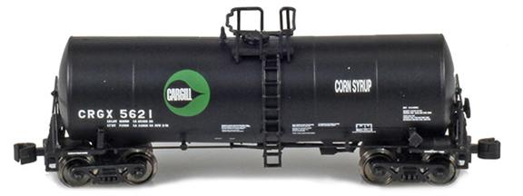 Cargill Corn Syrup Tank Car