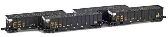 CSXT Bethgon Coalporter